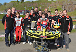 O Plate, Junior Max, Rowrah, James Singleton, Tonykart, Coles Racing, Adrian Coles, Andy King, Dominic Wheatley