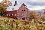 Fall foliage in Waitsfield, VT