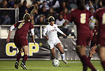 03 December 2010: Stanford's Camille Levin (2). The Stanford University Cardinal defeated the Boston College Eagles 2-0 at WakeMed Stadium in Cary, North Carolina in an NCAA Women's College Cup semifinal game.