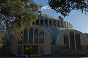 25/01/12. Axum, Ethiopia. The exterior of Maryam Tsion church (St Mary of Zion). Photo credit: Jane Hobson