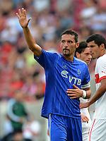 Fussball Europa League Play Offs:  Saison   2012/2013     VfB Stuttgart - Dynamo Moskau  22.08.2012 Kevin Kuranyi (Dynamo Moskau)