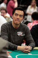 28 February 2009:  Pro player for Full Tilt Poker John Juanda during 7th Annual WPT World Poker Tour Invitational at the Commerce Casino in Los Angeles, CA. Players compete for poker glory and a  piece of the $200,000 prize pool. Celebrity and Pro card players in action.