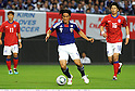 Shinji Okazaki (JPN), Ki Sung-Yueng (KOR),AUGUST 10, 2011 - Football / Soccer :Kirin Challenge Cup 2011 match between Japan 3-0 South Korea at Sapporo Dome in Sapporo, Hokkaido, Japan. (Photo by Takamoto Tokuhara/AFLO)