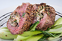 Oyster stuffed Beef