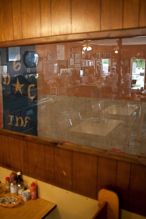 Watkins Grill in Raleigh is home to a wide assortment of Confederate memorabilia, including a rare reunion flag from between 1875 and 1885 - when members of North Carolina's 6th Infantry held a reunion.
