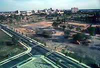 1976 April ..Redevelopment.East Ghent..GHENT SQUARE.CLEARED LAND...NEG#.NRHA#..