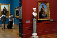 Galleria Nazionale di Arte Moderna di Roma. The National Gallery of Modern and Contemporary Art.