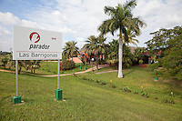 Cuba, Viñales (Vinales) Region.  A Roadside Rest Stop along  Highway A4 southwest of Havana.