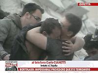 06/04/09 Italian earthquake