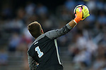 23 September 2016: North Carolina's James Pyle. The University of North Carolina Tar Heels hosted the Boston College Eagles in Chapel Hill, North Carolina in a 2016 NCAA Division I Men's Soccer match. UNC won the game 5-0.