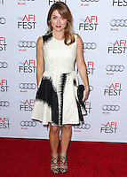 HOLLYWOOD, LOS ANGELES, CA, USA - NOVEMBER 12: Sasha Alexander arrives at the AFI FEST 2014 - Special Tribute To Sophia Loren held at the Dolby Theatre on November 12, 2014 in Hollywood, Los Angeles, California, United States. (Photo by Xavier Collin/Celebrity Monitor)