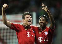 Fussball Bundesliga 2011/12: FC Bayern Muenchen - 1. FC Koeln