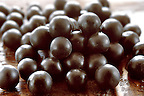Photos &amp; pictures of the famous Brazilian acai berries the super fruit anti oxident from the Amazon. Acai berries has been used to help weight loss. Stock-fotos &amp; images