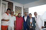 Jazz at Lincoln Center Presents FROM HAVANA TO THE HAMPTONS WITH Pedrito Martinez and Jose Gomez Held at a Private Residence in Bridgehampton, NY