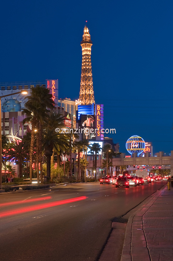 Hotels n the strip