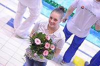 ZWEMMEN: HEERENVEEN: 10-01-2015, Sportstad, Provinciale Winter Kampioenschappen, Marrit Steenbergen, ©foto Martin de Jong
