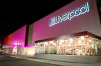 Liverpool department store. Celaya, Mexico.