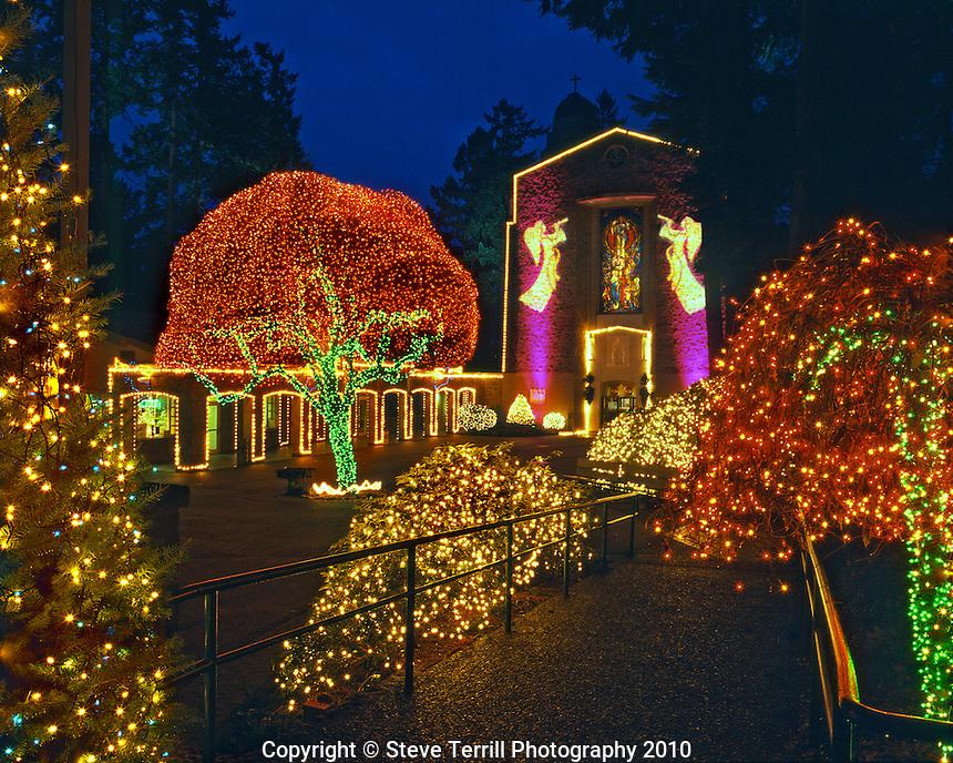 Christmas Lights In Portland Oregon
