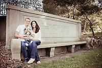 Drobnick Family Portraits | San Francisco Botanical Garden Golden Gate Park