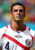 Michael Umana of Costa Rica