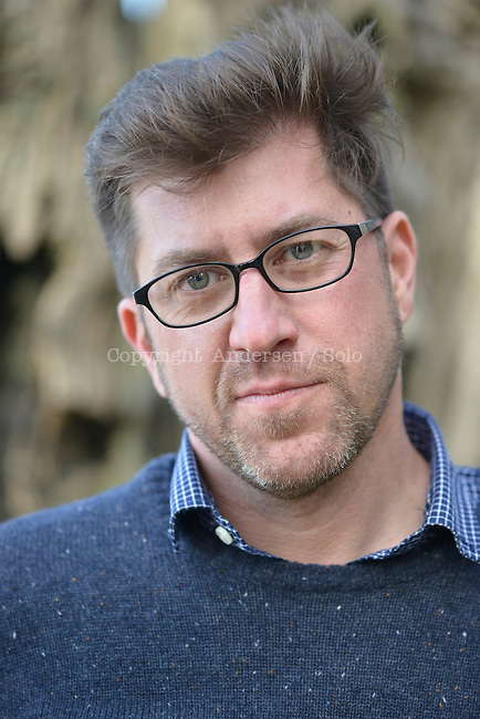 Tom Cooper, American writer in 2016.