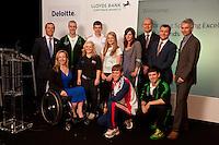 Deloitte & Lloyds Olympic dinner