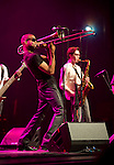 Trombone Shorty & Orleans Avenue at the Centre for the Performing Arts.