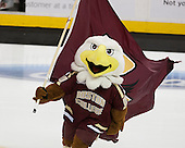 Baldwin - The Boston College Eagles defeated the Harvard University Crimson 4-1 in the opening round of the 2013 Beanpot tournament on Monday, February 4, 2013, at TD Garden in Boston, Massachusetts.
