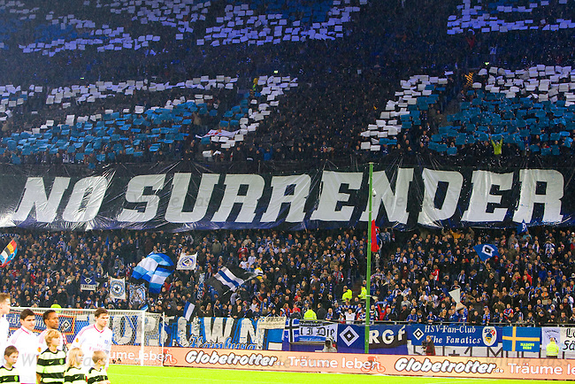 Follow Follow from the Hamburg fans as they wind up the Celts