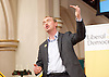 Tim Farron MP <br /> Leader of the LibDems addresses a public meeting on Brexit with Sarah Olney Liberal Democrat candidate in the Richmond Park by election at Christ Church, New Malden, Surrey, Great Britain <br /> 26th November 2016 <br /> <br /> Tim Farron <br /> <br /> <br /> Photograph by Elliott Franks <br /> Image licensed to Elliott Franks Photography Services