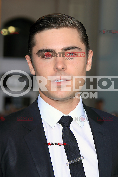 Zac Efron at the premiere of Warner Bros. Pictures' 'The Lucky One' at Grauman's Chinese Theatre on April 16, 2012 in Hollywood, California. &copy;&nbsp;mpi25/MediaPunch Inc. *NortePhoto.com*<br />