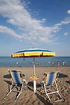Basilicata, ITALY The beach at Policoro