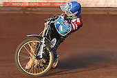 Kim Nilsson of Lakeside Hammers - Lakeside Hammers vs Swindon Robins at the Arena Essex Raceway, Pufleet - 18/06/12 - MANDATORY CREDIT: Rob Newell/TGSPHOTO - Self billing applies where appropriate - 0845 094 6026 - contact@tgsphoto.co.uk - NO UNPAID USE..