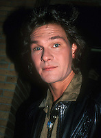 Patrick Swayze 1985 By Jonathan Green Celebrity Photography USA