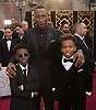 26.02.2017; Hollywood, USA: MAHERSHALA ALI, ALEX R. HIBBERT and JADEN PINER<br /> attends The 89th Annual Academy Awards at the Dolby&reg; Theatre in Hollywood.<br /> Mandatory Photo Credit: &copy;AMPAS/NEWSPIX INTERNATIONAL<br /> <br /> IMMEDIATE CONFIRMATION OF USAGE REQUIRED:<br /> Newspix International, 31 Chinnery Hill, Bishop's Stortford, ENGLAND CM23 3PS<br /> Tel:+441279 324672  ; Fax: +441279656877<br /> Mobile:  07775681153<br /> e-mail: info@newspixinternational.co.uk<br /> Usage Implies Acceptance of Our Terms &amp; Conditions<br /> Please refer to usage terms. All Fees Payable To Newspix International
