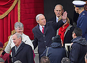 United States Attorney General-designate US Senator Jeff Sessions (Republican of Alabama) arrives for the swearing-in ceremony as Donald J. Trump is sworn-in as the 45th President of the United States on the West Front of the US Capitol on Friday, January 20, 2017.<br /> Credit: Ron Sachs / CNP<br /> (RESTRICTION: NO New York or New Jersey Newspapers or newspapers within a 75 mile radius of New York City)
