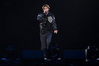 MIAMI, FL - APRIL 15: Cap G performs during The Party Tour at American Airlines Arena in Miami. April 15, 2017. <br /> CAP/MPIAG<br /> &copy;MPIAG/Capital Pictures