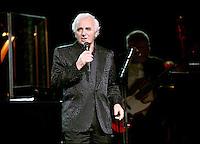 Charles Aznavour en concert à Los Angeles