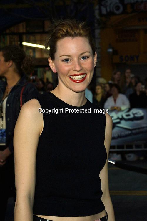 ©2003 KGC-21 /KEN GOFF PHOTOS.X2:  X-MEN UNITED PREMIERE.GRAUMAN'S CHINESE THEATER.HOLLYWOOD, CA.APRIL 28, 2003..ELIZABETH BANKS