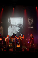 Fly My Pretties - Homeland Tour 2013  Featuring: Anika Moa, Mel Parsons, Ria Hall, Barnaby Weir, Jarney Murphy, Kara Gordon, Louis McDonald, Mark Vanilau, Mike Fabulous, Nigel Patterson,  Ryan Prebble, Shaun Blackwell at Opera House, Wellington, New Zealand on Wednesday 18 September.<br /> Photo by Masanori Udagawa<br /> www.photowellington.photoshelter.com