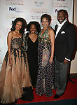 Honorary Chair Pamela Joyner,Rhonda Ross, Tamara Tunie and Gregory Generet  Attend the 7th Annual Evidence Gala...A Breath of Spring Hosted by Law & Order Actress Tamara Tunie and Jazz Vocalist Gregory Generet Held at The Grand Ballroom at Manhattan Center, NY  4/12/2011
