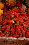 fruit strawberry,strawberries,fresh fruit,wimbledon,friit salad, basket fruit, fresh smell, sweet dish, strawberry,market food, perishables, ingredients food,market stall,vitamins, edible, colorful strawberries,red fruit,colourful produce,Tenerife, canary islands