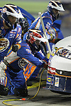 22 May 2010: Tony Stewarts pit crew races to get him back on the track during the Sprint Cup All Star race at Lowes Motor Speedway in Charlotte, North Carolina.Mandatory Credit: Jim Dedmon/ ZUMA Press , Nascar All Star Race