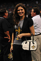 New Orleans Saints Pre Season Game V Houston Texans<br /> The New Orleans Saints play the Houston Texas in their second Pre Season game , its their first Game in the SuperDome since winning the Super Bowl Saturday August 20,2010. The Saints won 38-20 Chase Daniels the 3rd QB played a great game, Reggie Bush scored a touchdown in the first half and QB Drew Brees leaped over the Texans defensive line to score a first quarter Touchdown.Photo&copy; Suzi Altman