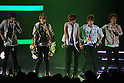 SHINee, June 25, 2011 : MTV VIDEO MUSIC AID JAPAN 2011 at Makuhari messe in Chiba, Japan. (Photo by Yusuke Nakanishi/AFLO) [1090]