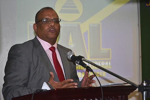 El regidor del Partido de Acción Liberal (PAL), Domingo Ureña