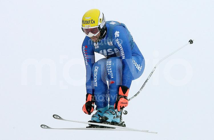 Ski Alpin; Saison 2006/2007   Training Herren Didier Defago (SUI)