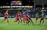 Los Angeles Galaxy vs FC Dallas, August 10, 2016