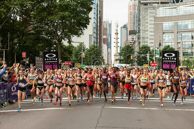 2014 NYRR Oakley Mini 10K