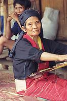 Burmese Hill Tribe N. Thailand Ektachrome